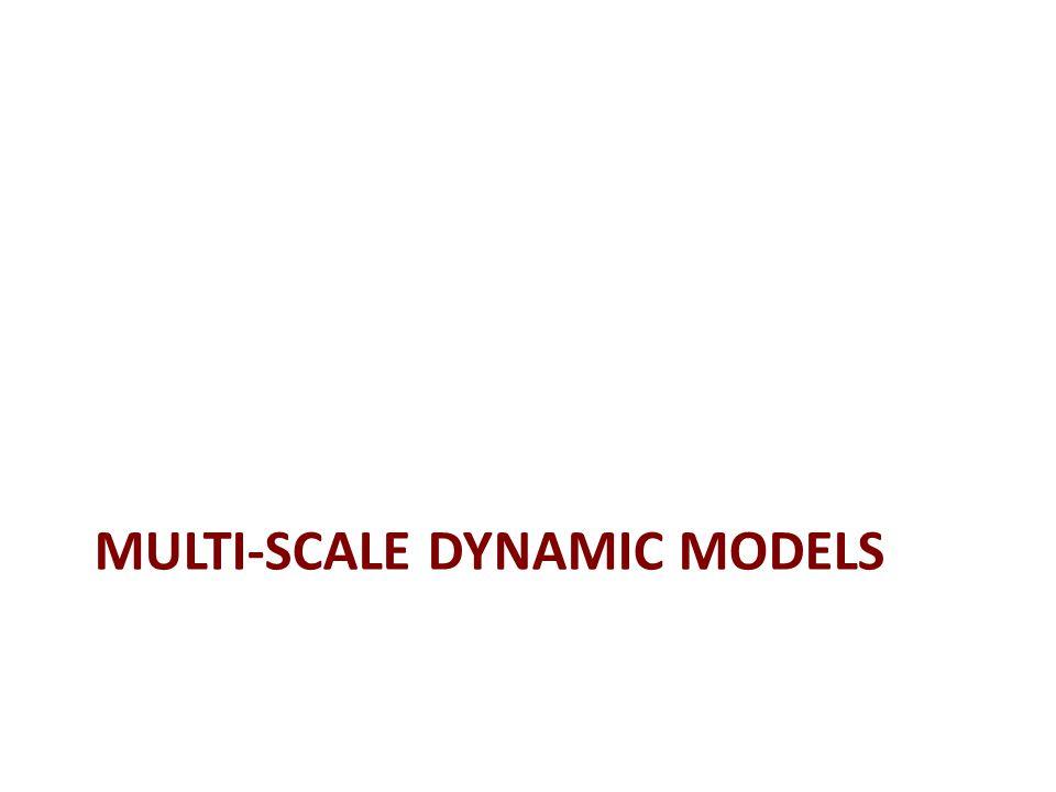 MULTI-SCALE DYNAMIC MODELS