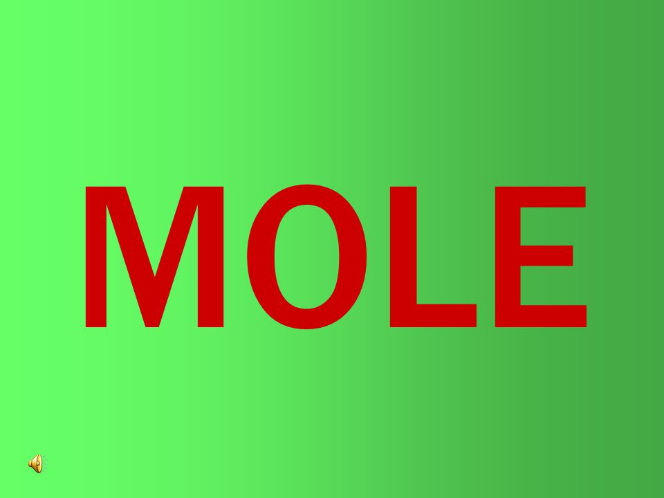 6 THE MOLE CONCEPT A mole is a very large quantity 6.02x10 23 If 10,000 people started to count Avogadro's number and counted at the rate of 100 numbe