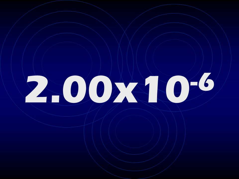 2.00x10 -6