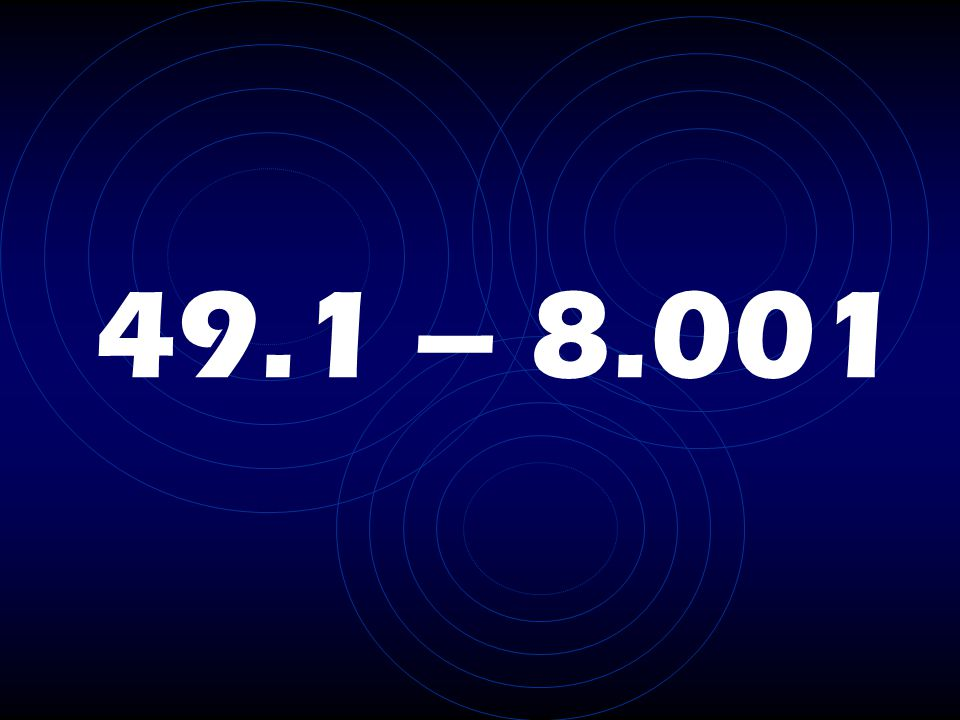 49.1 – 8.001