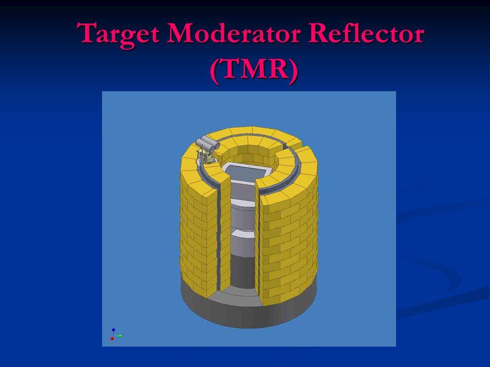 Target Moderator Reflector (TMR)