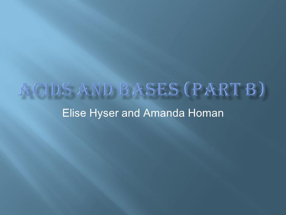 Elise Hyser and Amanda Homan