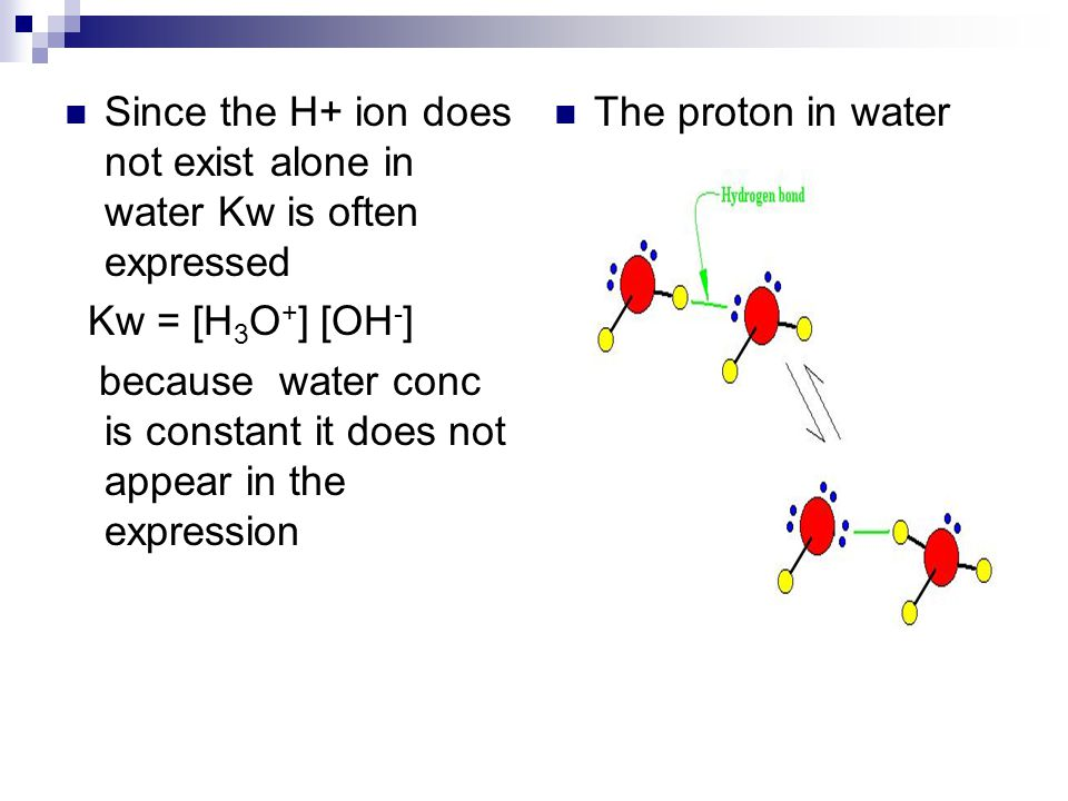 Strong acids and the pH scale An acidic solution must have a [H+] conc greater than 1.0 X 10 -7 ex 1.0 X 10 -6 -log [1.0 X 10 -6] = pH 6 What is the pH of a basic solution.