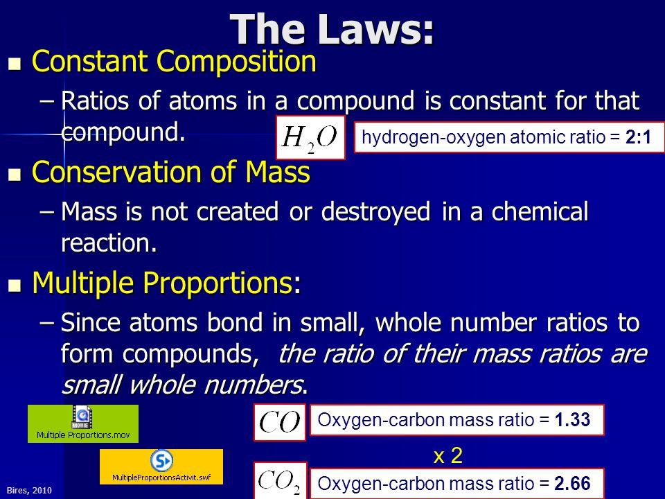 Bires, 2010 E=mc 2 Einstein: Energy and mass are interchangeable.