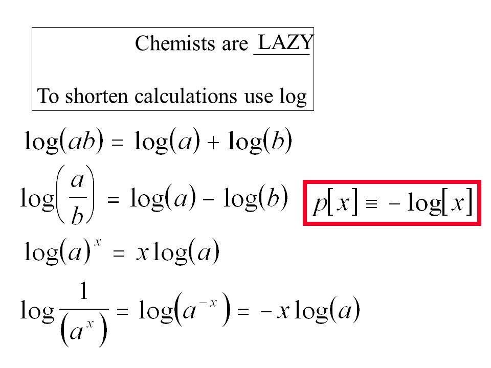 H 2 OH + OH - 55.510 -7 10 -7 HF (aq) H + from HF F - stoic.111 Init1.010 -7 0 Change-x +x+x Assum1>>x10 -7 <<x Equil1xx