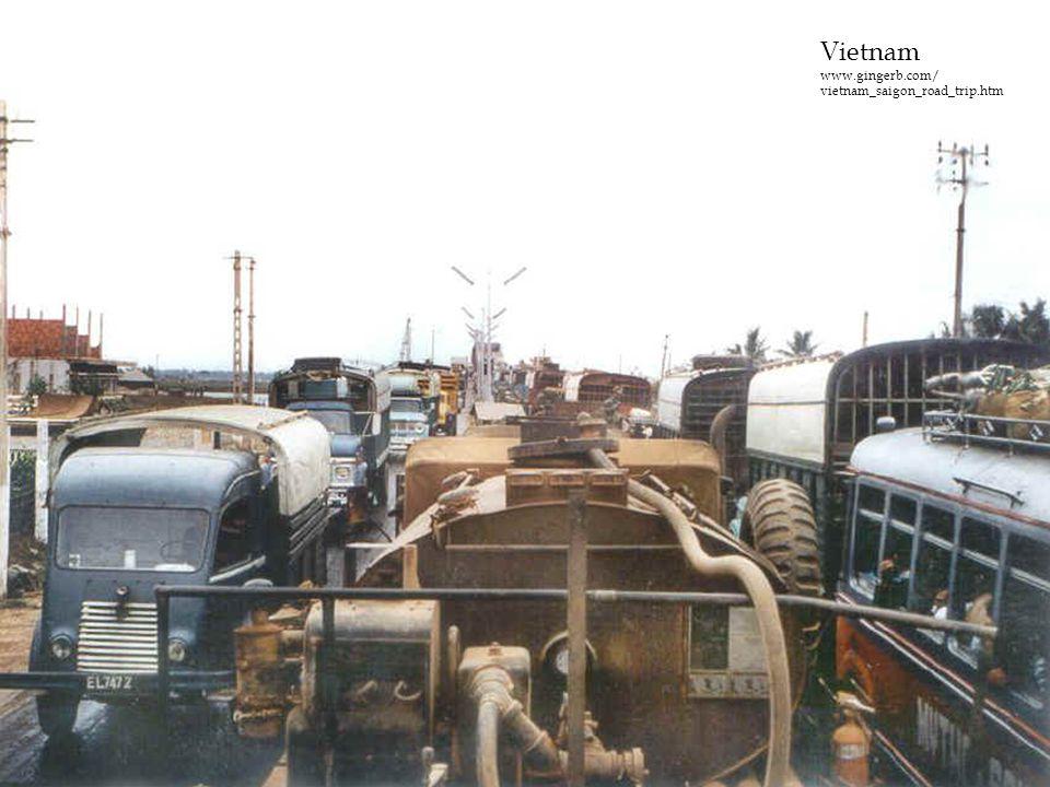 Vietnam www.gingerb.com/ vietnam_saigon_road_trip.htm