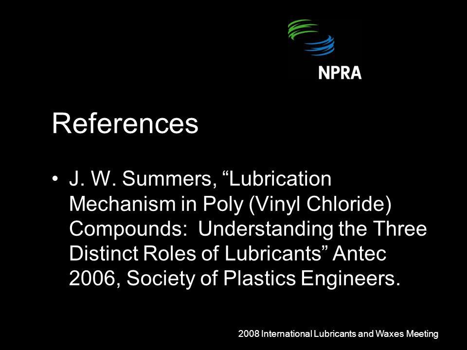 References J. W.