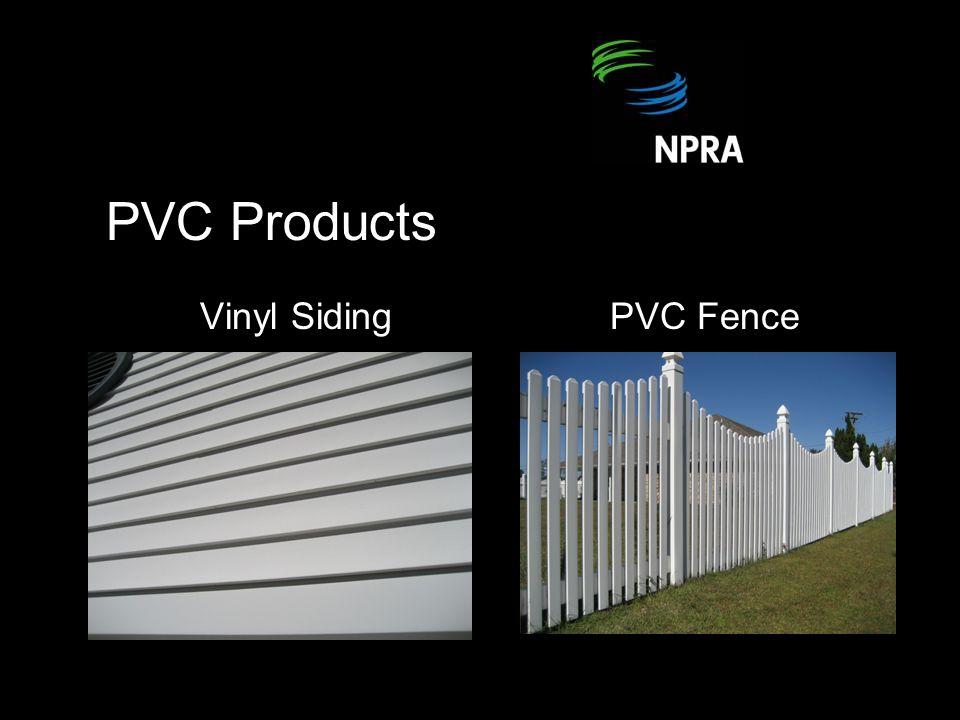 PVC Products Vinyl Siding PVC Fence