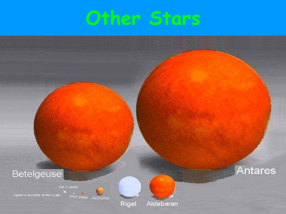Other Stars