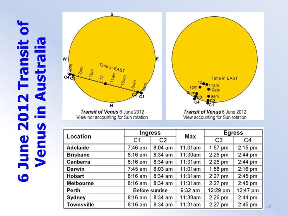 6 June 2012 Transit of Venus in Australia 40