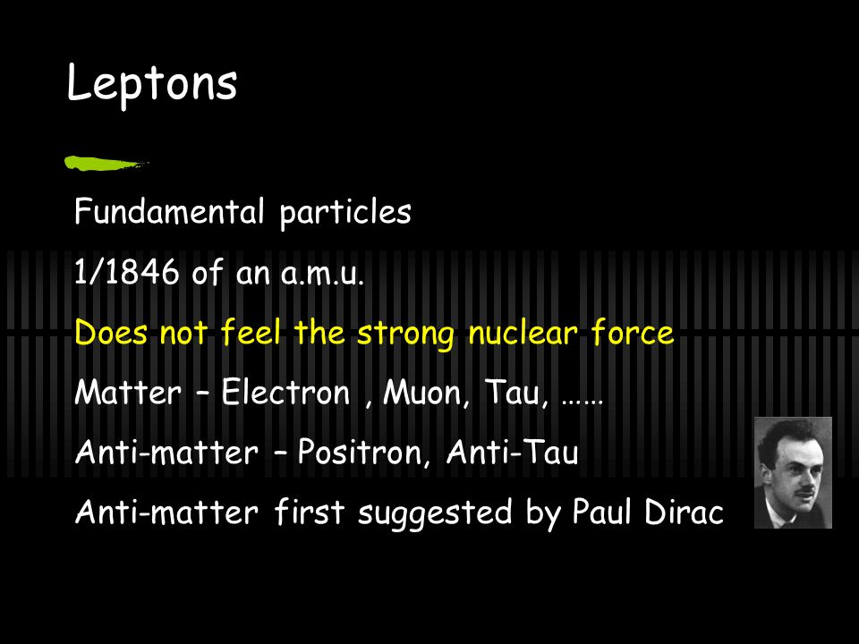 Fuel rods contain the Uranium-235 (Enriched to ensure chain reaction) Moderators slow down the neutrons to the right speed Control Rods stop the react