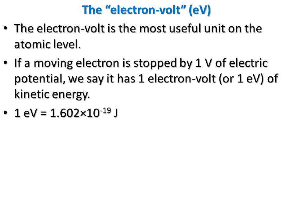 Emission of photon by atom 0.0eV -10.0eV Ground state ΔE = hf E = hf Exited state