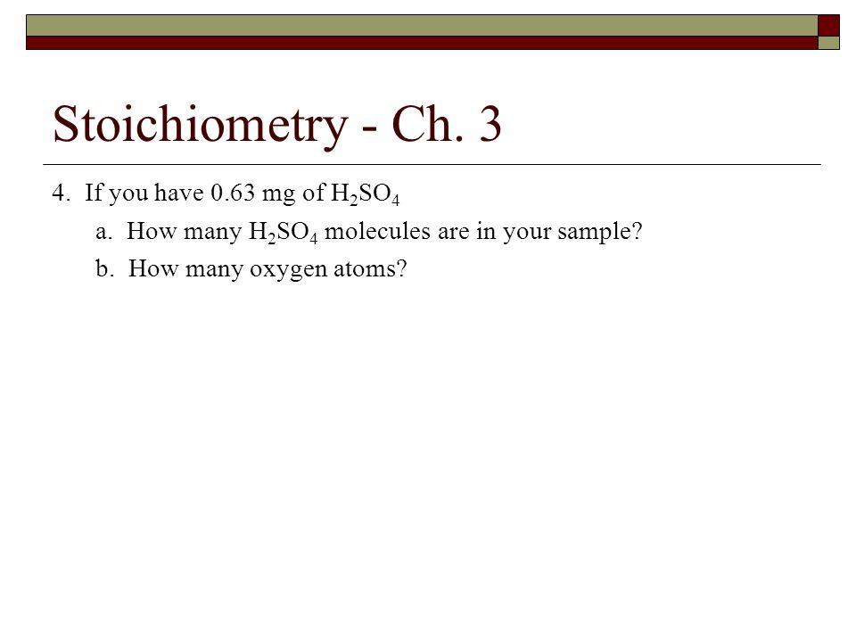 Ch.3 – Answer Key 6. Compound X 2 Y is 60% X by mass.