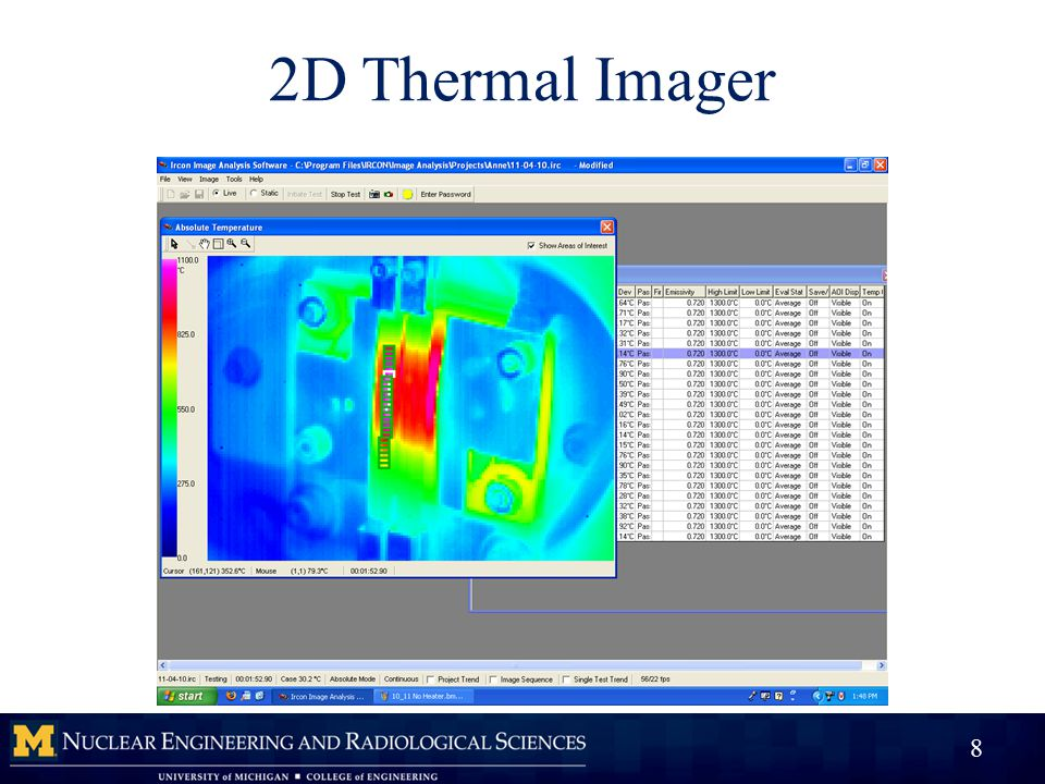 2D Thermal Imager 8