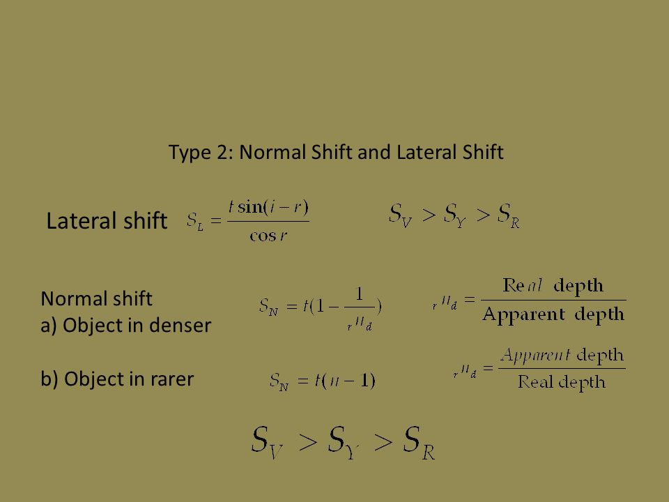 Dispersive power  is given by