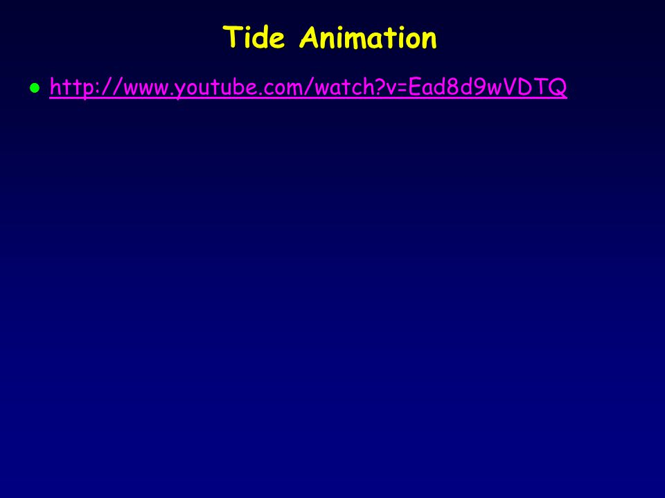 Tide Animation l http://www.youtube.com/watch?v=Ead8d9wVDTQ http://www.youtube.com/watch?v=Ead8d9wVDTQ