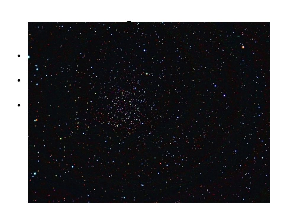 Stars All of the stars we see in the sky are in the Milky Way galaxy, relatively nearby to us All stars are NOT the same: looking at a picture, what are some apparent differences.