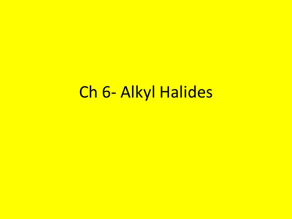 Summary of Sn1 vs Sn2 Reactions of alkyl halides by Sn1 are favored by: – Substrates that form stable carbocations – Use of weak nucleophiles – Use of polar protic solvents Sn2 favored by: – Unhindered alkyl halide – Strong nucleophiles – Aprotic solvents – High concentrations of nucleophile