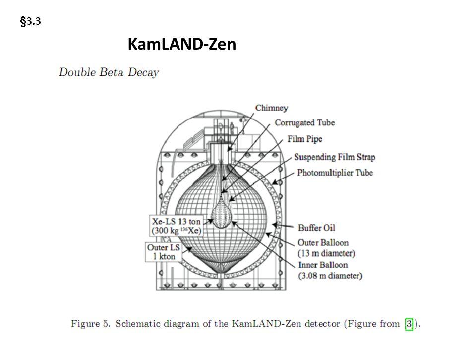 KamLAND-Zen §3.3