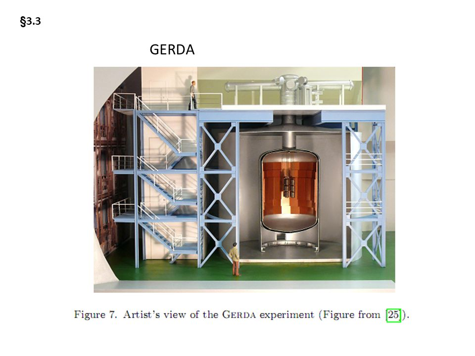 GERDA §3.3