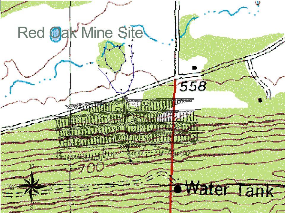 Red Oak Mine Site