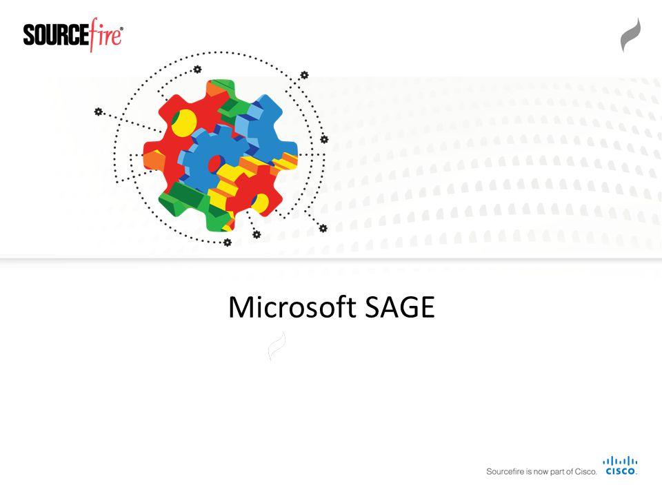 Microsoft SAGE