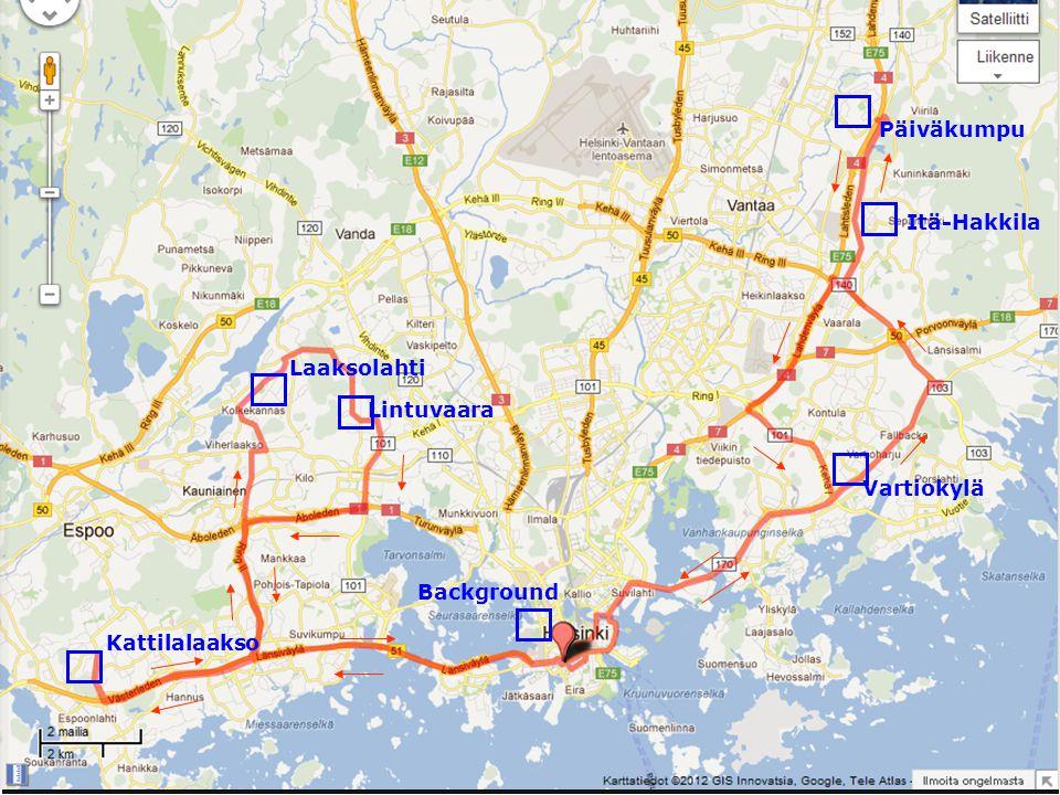Lintuvaara Vartiokylä Itä-Hakkila Päiväkumpu Laaksolahti Kattilalaakso Background