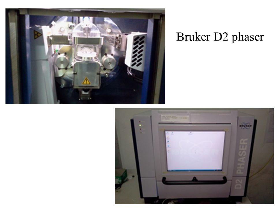 Bruker D2 phaser