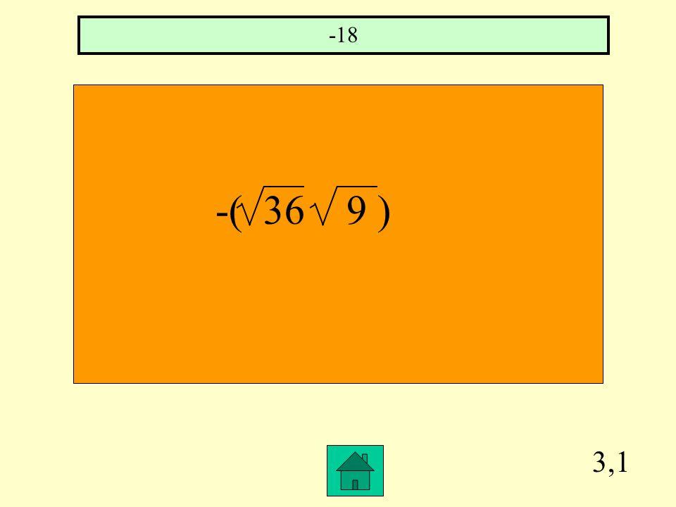 2,4 Do the side lengths 3, 6, 9 create a triangle? NO