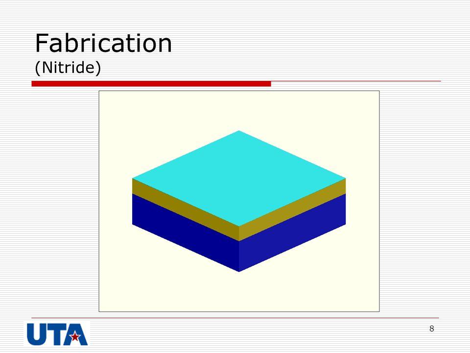 8 Fabrication (Nitride)