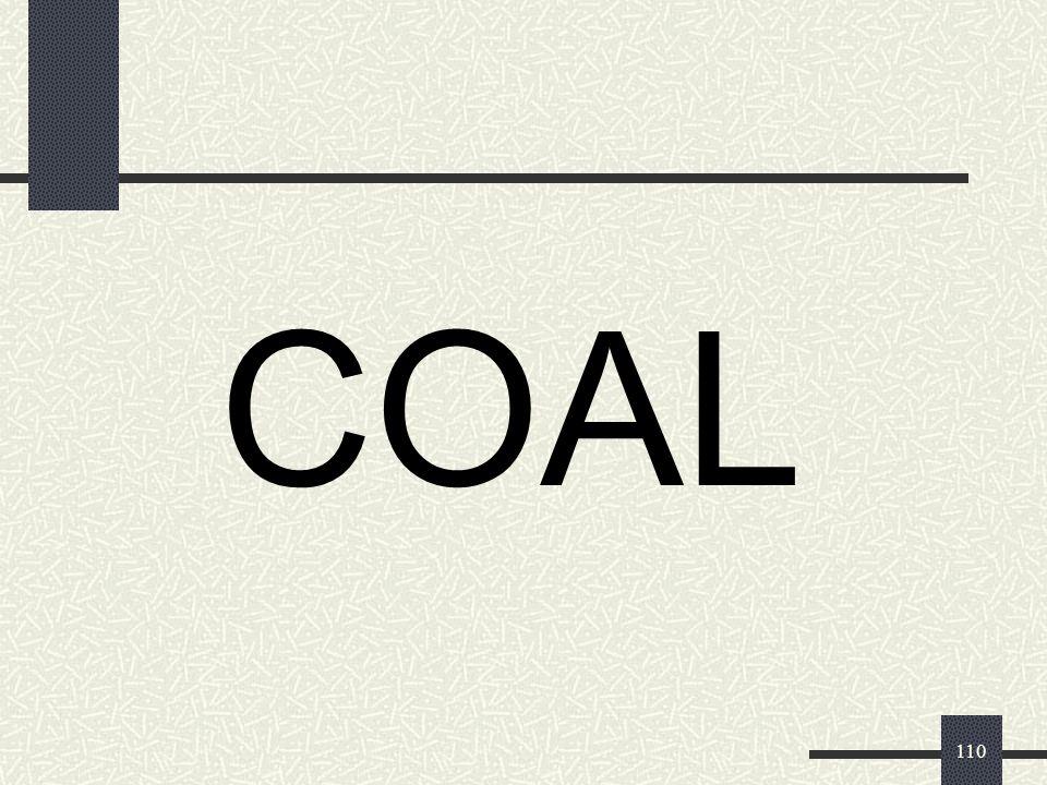 110 COAL
