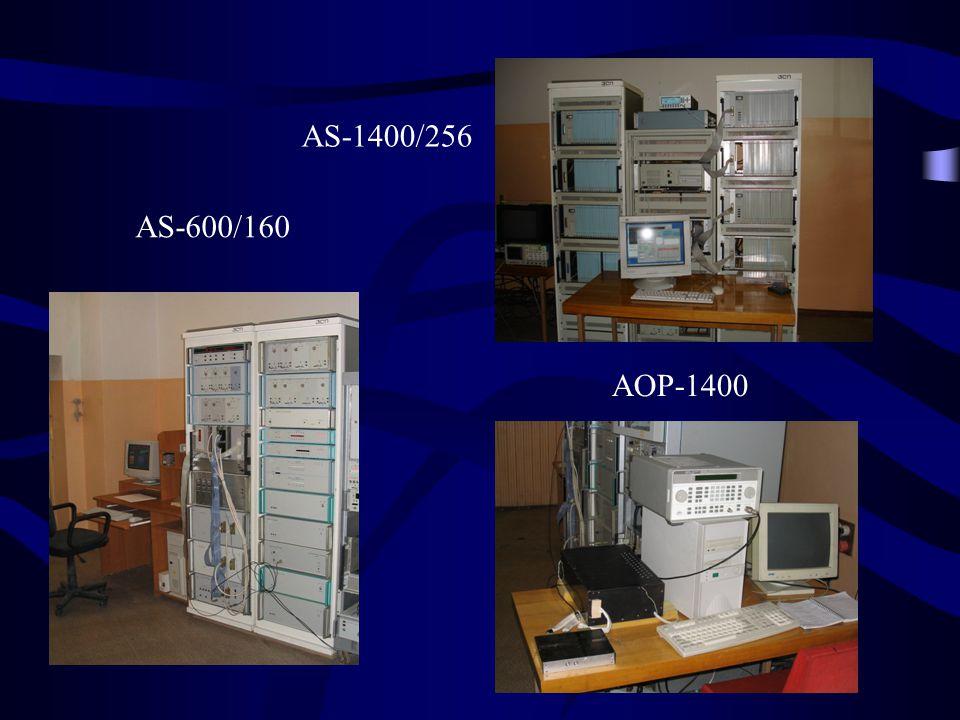 AS-1400/256 AS-600/160 AOP-1400