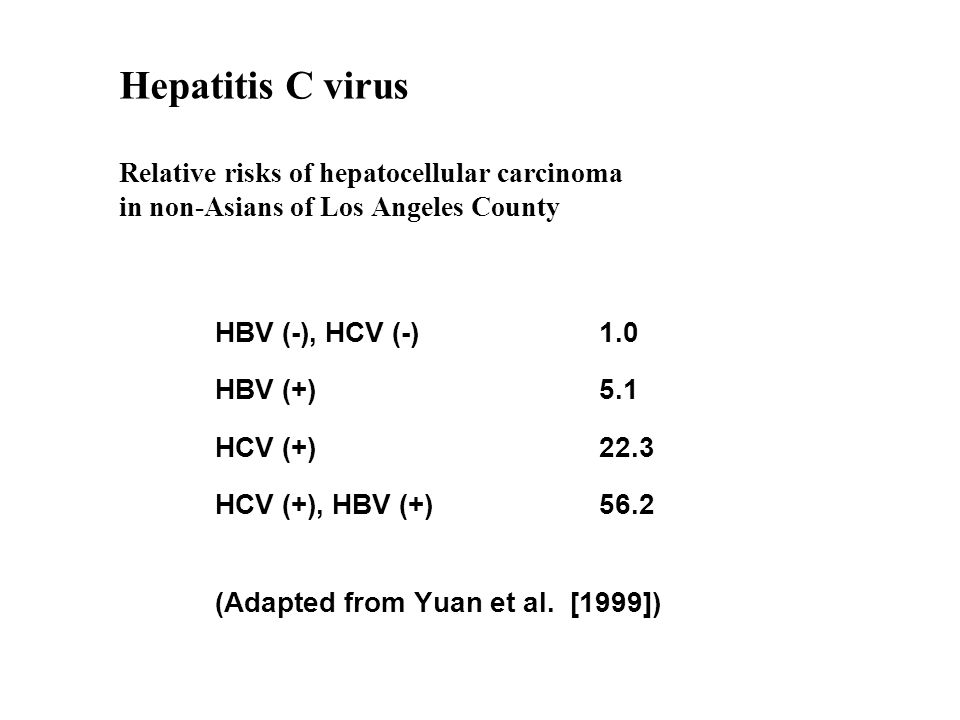 Hepatitis C virus 170 million carriers in the world (2% of population) Tendency to cause persistent infection, leading to chronic hepatitis, liver cirrhosis, hepatoma A flavivirus with single-stranded RNA
