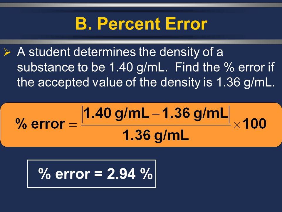 C.Significant Figures  Indicate precision of a measurement.