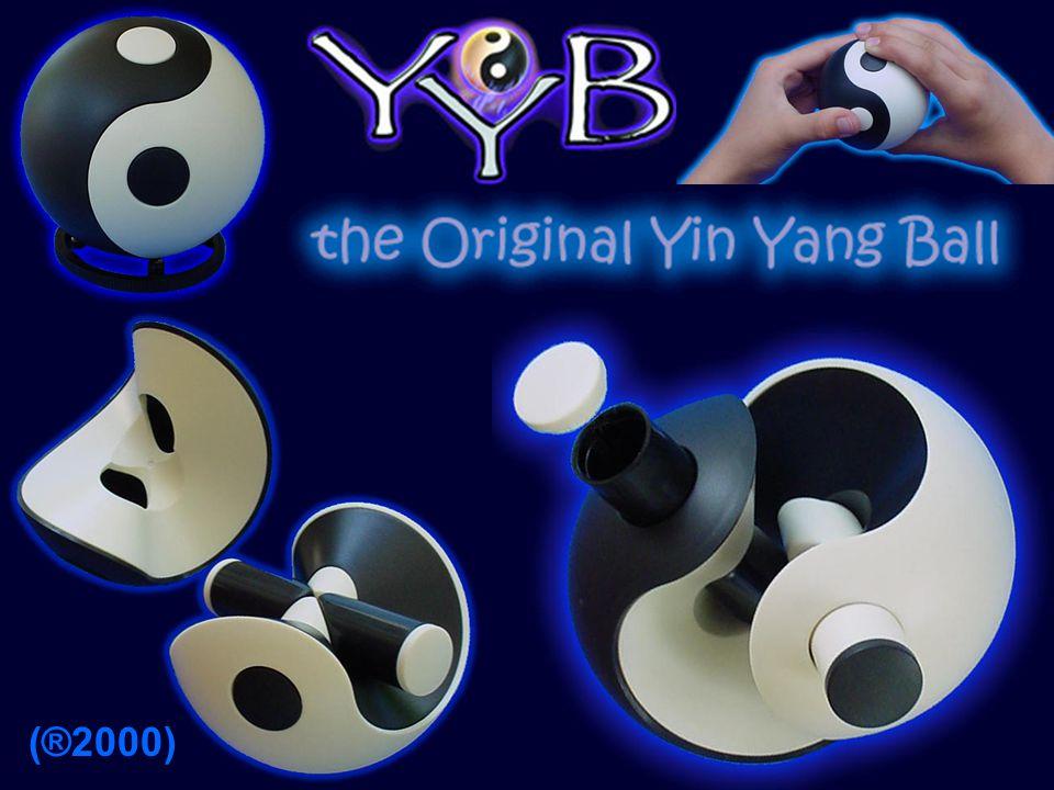 Toy: Yin Yang Ball (®2000)