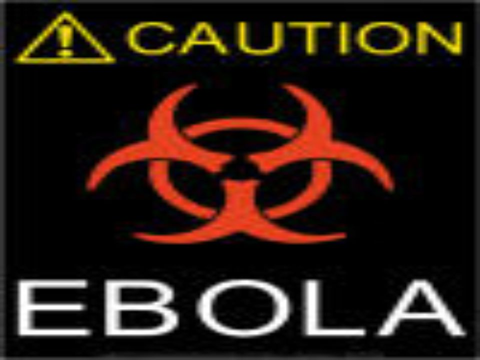 Ebola hemorrhagic fever Diagnosis and Identification Clinical Diagnosis: -Difficult because early symptoms (red eye, skin rash) are nonspecific to virus.