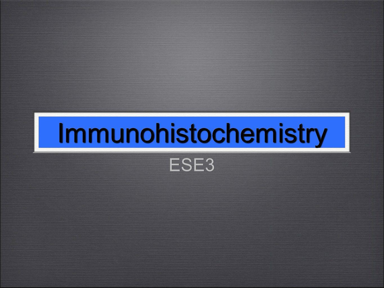 Immunohistochemistry ESE3 Immunohistochemistry