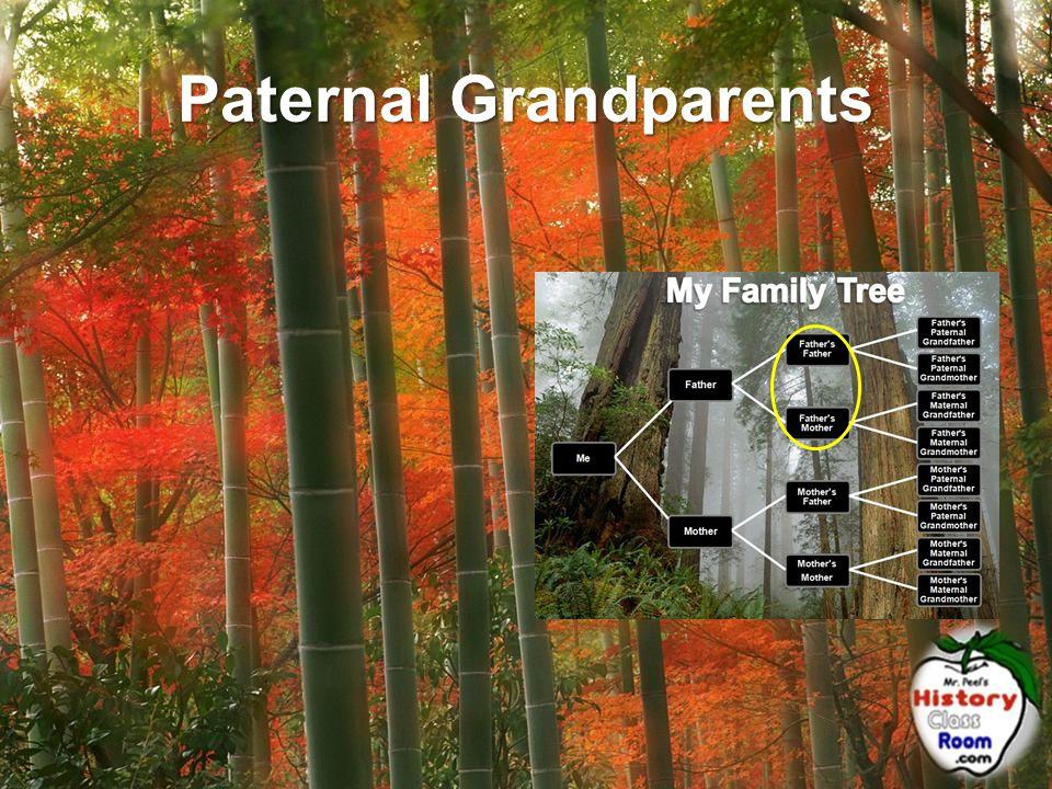 Paternal Grandparents