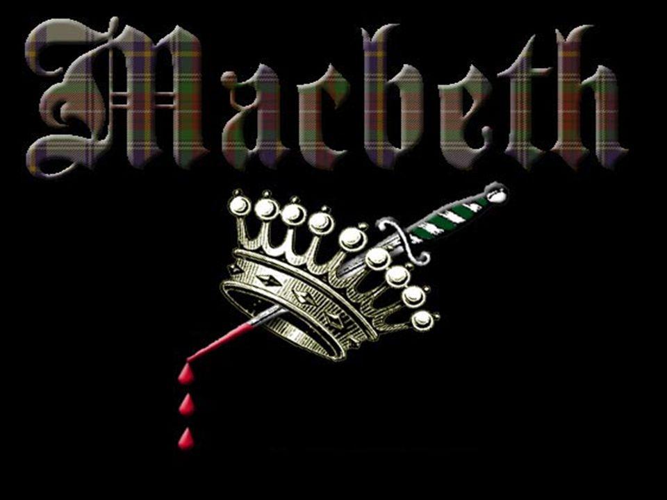 Macbeth Act I Mrs. Mckniff