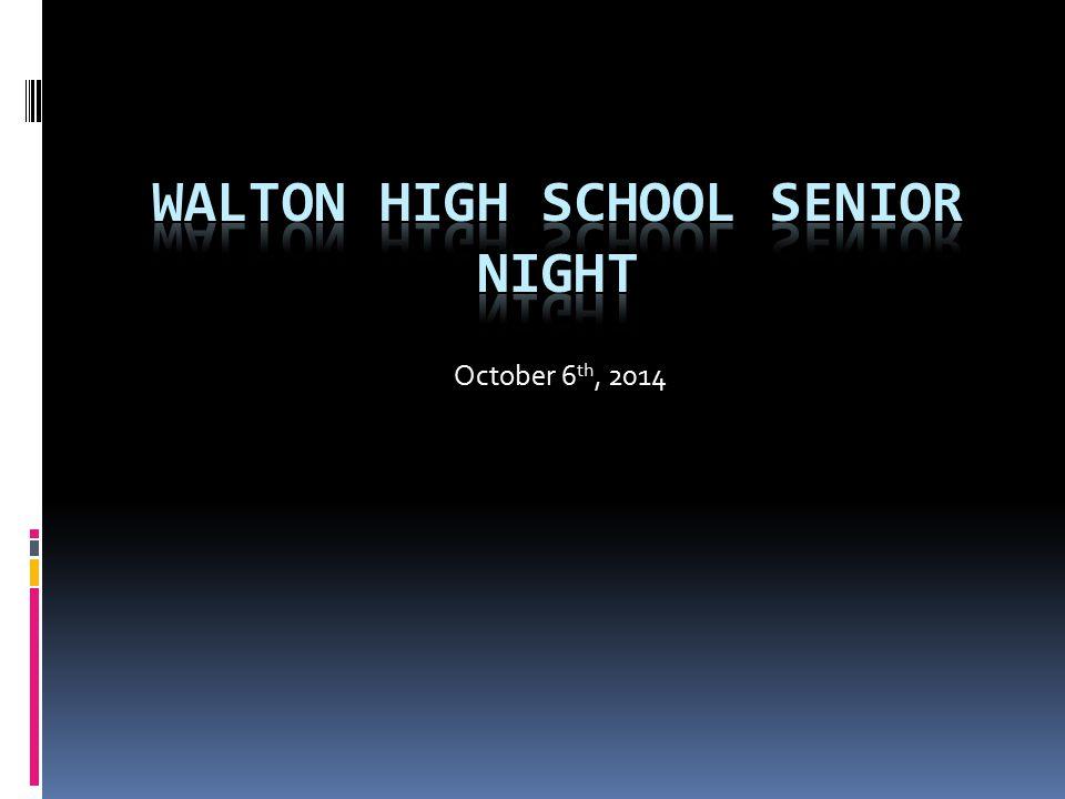 October 6 th, 2014