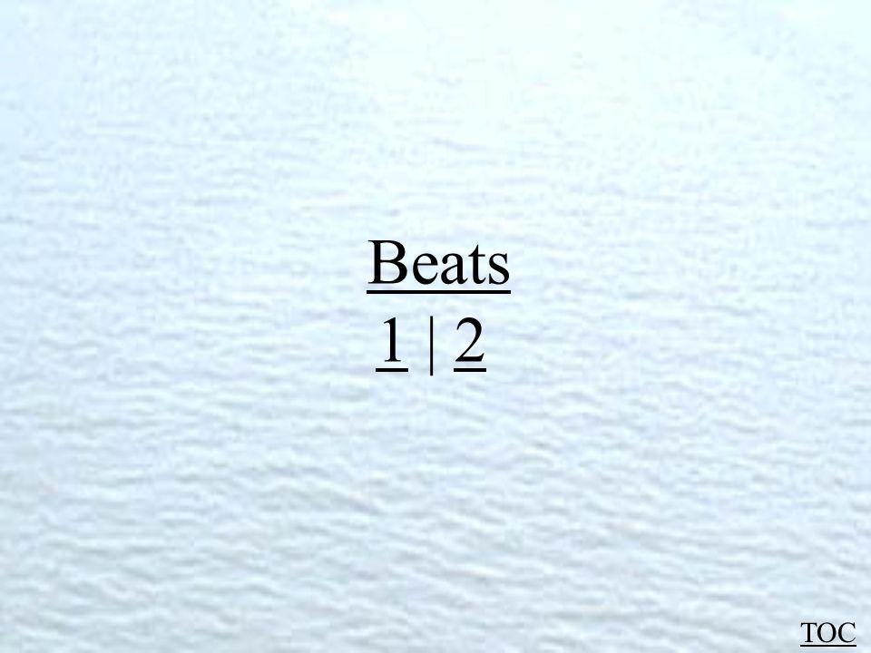 Beats 11 | 22 TOC