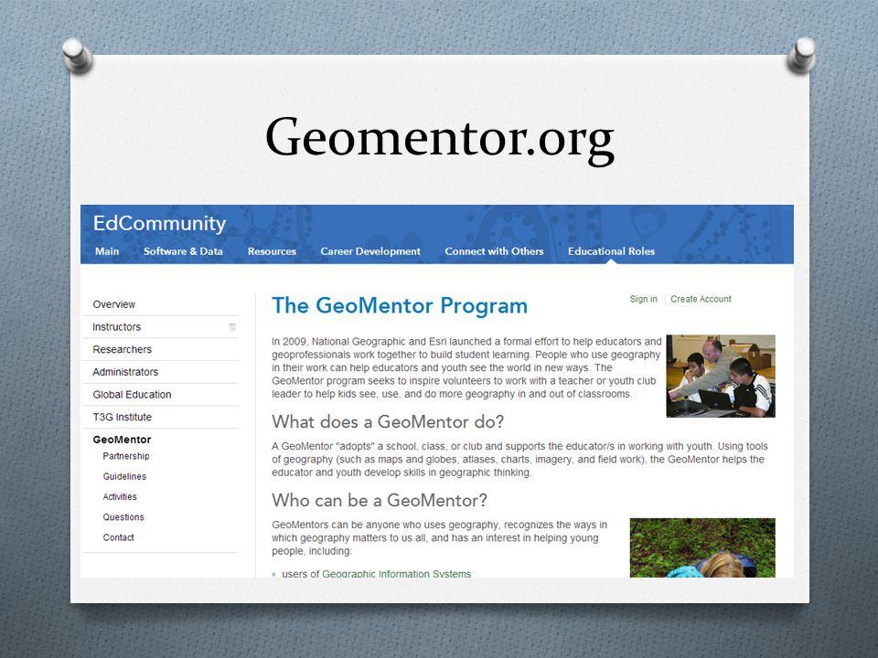 Geomentor.org