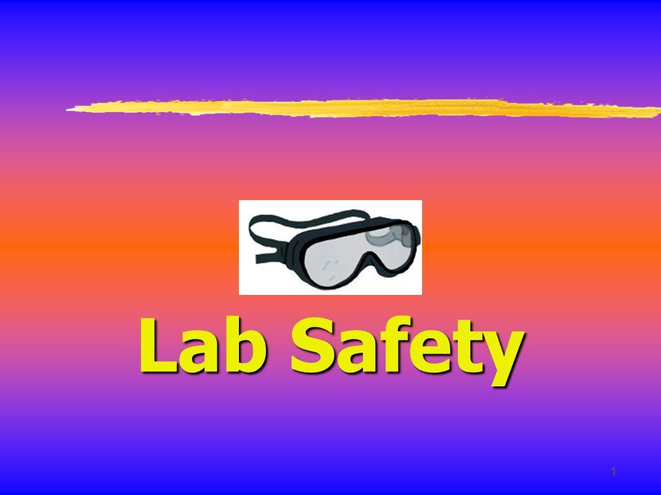 1 Lab Safety