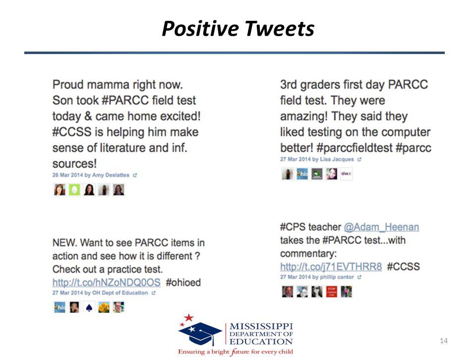 Positive Tweets 14
