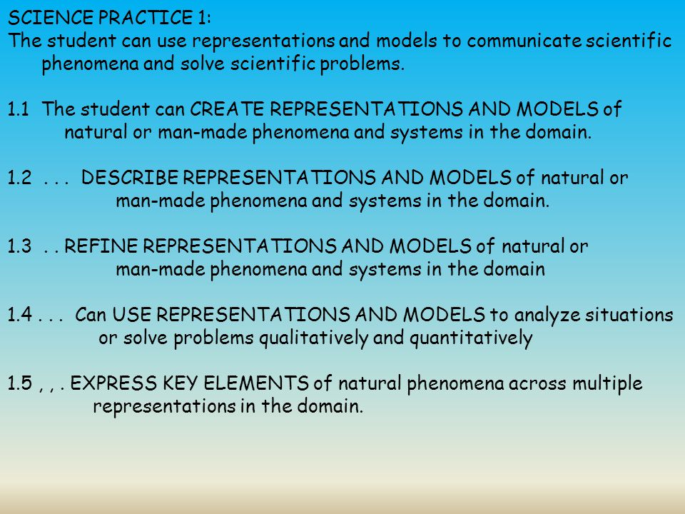 LO 4.3 The student is able to use models to predict and justify that changes in the subcomponents of a biological polymer affect the functionality of the molecule.
