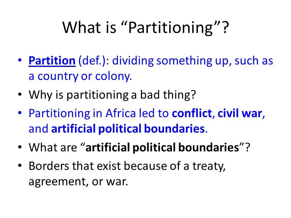 Social Reasons 1) Settlement of population.