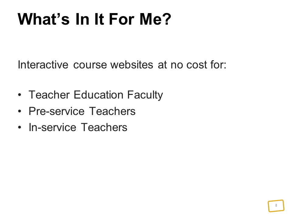 9 http://www.coursesites.com Creating an Account