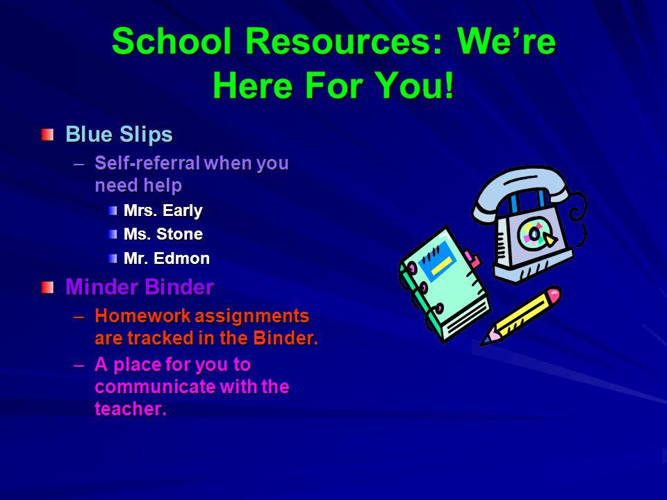 Homework Hotline 484-5110 Tribe Extensions –Cherokee 7001 Serrano 8001 –Nez Perce 7002Mohawk 8002 –PE 8070 –Ms.