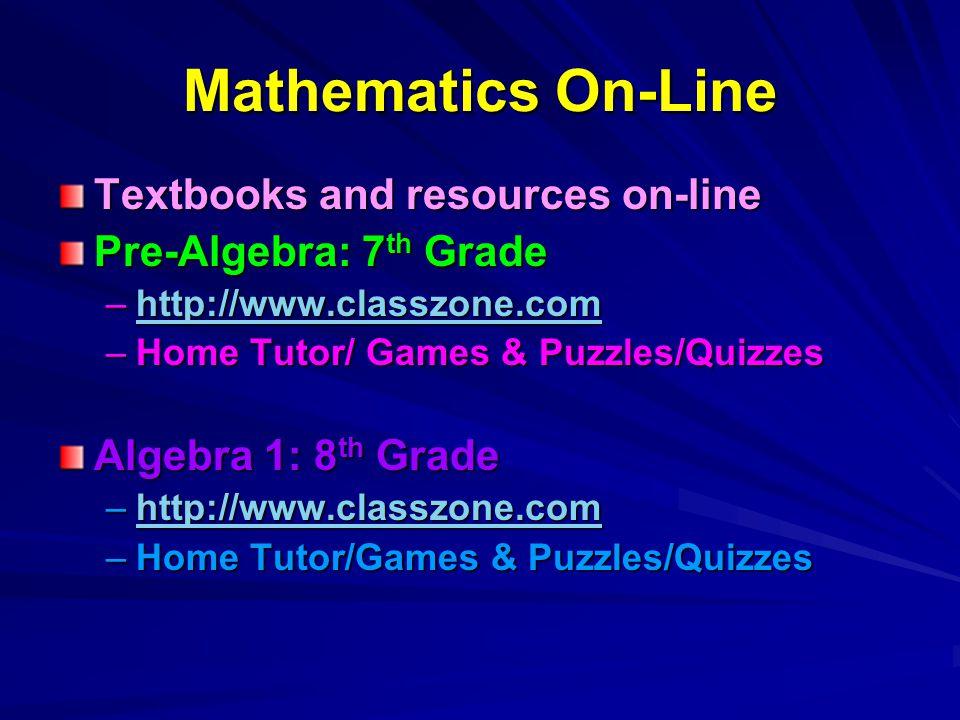 Other Resources for Skill Development Coolmath.comAplusmath.comFunbrain.com/numberAAAmath.com www.shodor.org http://languagearts.ppp st.com/index.html http://languagearts.ppp st.com/index.htmlFigurethis.orgMathforum.comJc-schools.net/tutorialsIknowthat.comKhanacademy www.brainpop.com