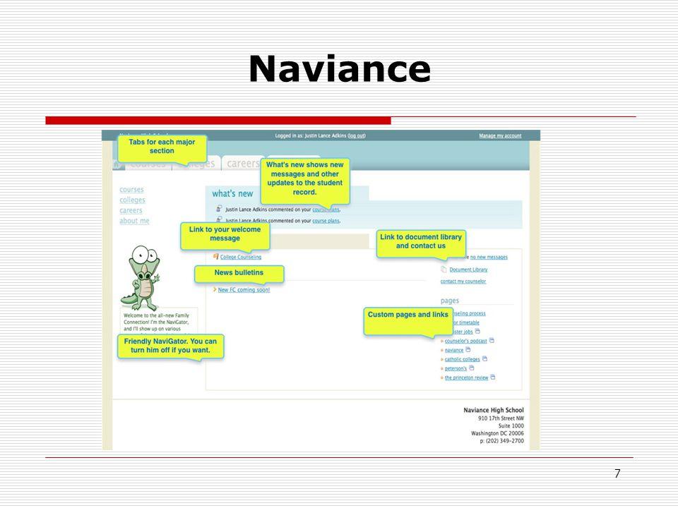 Naviance 7